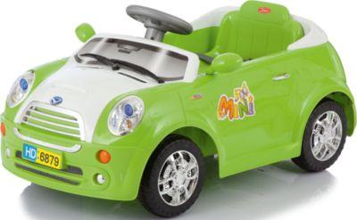 Электромобиль Mini, зелёный,  Jetem
