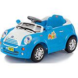 Электромобиль Mini, синий,  Jetem