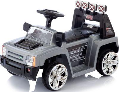 Электромобиль Rover V005, серый,  Jetem