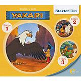 CD Yakari - Starter Box (Folgen 1,2,3)