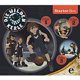 CD Die wilden Kerle - Starter Box (Folgen 1,2,3)