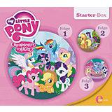 CD My little Pony - Starter Box (Folgen 1,2,3)