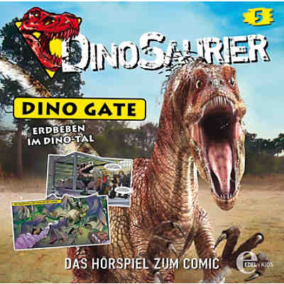 CD Dinosaurier - Dino Gate 05