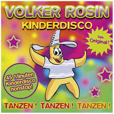 CD Volker Rosin - Kinderdisco