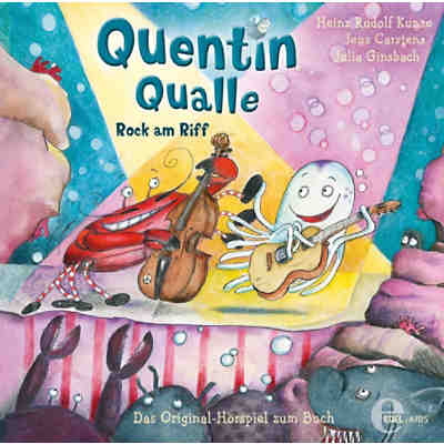 CD Quentin Qualle - Rock am Riff