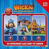CD Wickie - 3er Box 01 (Folgen 1,2,3)