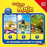 CD Die Biene Maja - 3er Box 01 (neue TV Serie)