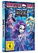 DVD Monster High: Verspukt - Das Geheimnis der Geisterketten