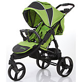 Прогулочная коляска Baby Care Jogger Cruze, зеленый