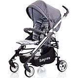Коляска-трость GT4, Baby Care, серый