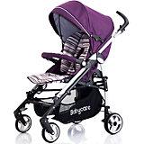 Коляска-трость GT4, Baby Care, фиолетовый