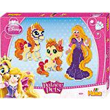 HAMA 7943 midi-Geschenkset Disney Princess, ca. 4.000 Stück & Zubehör