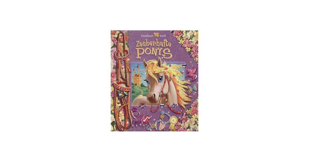 Buch - Abenteuerbuch Zauberhafte Ponys