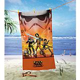 Strand- / Badetuch, Star Wars Rebels, 75 x 150 cm