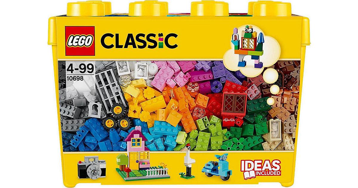 lego classic gro e bausteine box 10698 preisvergleich weiteres lego spielzeug g nstig kaufen. Black Bedroom Furniture Sets. Home Design Ideas
