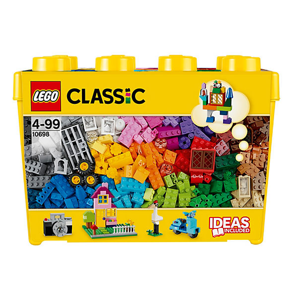 lego 10698 classics gro e bausteine box lego classics mytoys. Black Bedroom Furniture Sets. Home Design Ideas