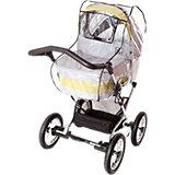 Regenverdeck Comfort Plus mit Klappe für Kombi Kinderwagen