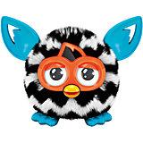 """Ферблинг """"Черно-белый зигзаг"""", Furby"""