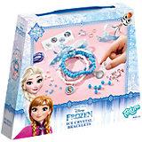 Kreativset Schmuckbasteln Ice Crystal Bracelets Die EIskönigin