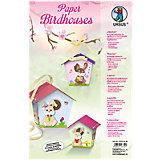 Paper Birdhouses Häschen