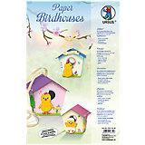 Paper Birdhouses Küken