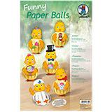 Funny Paper Balls Küken