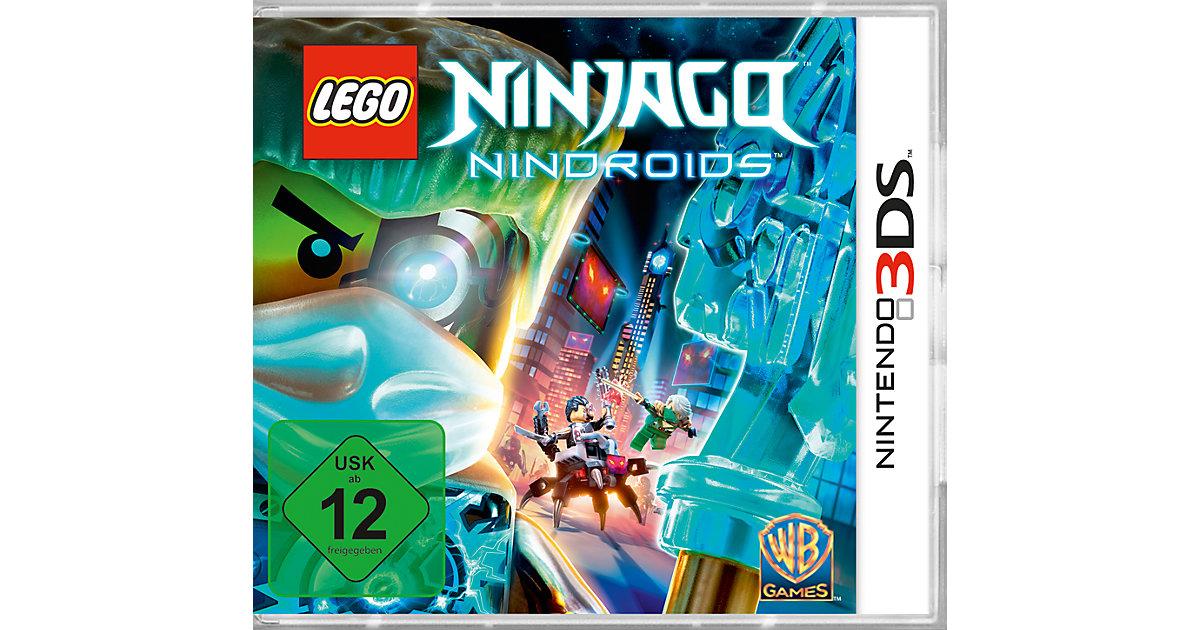 3DS Lego Ninjago: Nindroids