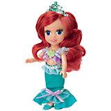 """Кукла """"Ариэль"""", 15 см, Принцессы Дисней, Карапуз, с аксессуарами"""
