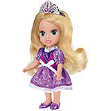 """Кукла """"Рапунцель"""", 15 см, со звуком, Принцессы Дисней, Карапуз, с аксессуарами"""