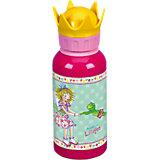 Alu-Trinkflasche mit Kronendeckel Prinz. Lillifee (0,4 l)