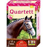 Kartenspiel - Quartett Pferdefreunde