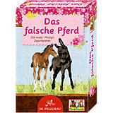 Kartenspiel - Das falsche Pferd Pferdefreunde