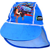 Baby Cars Cap mit UV-Schutz für Jungen