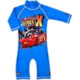 SWIMPY Baby Cars Badeanzug mit UV-Schutz für Jungen