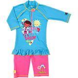 SWIMPY Baby Doc McStuffins Badeanzug mit UV-Schutz für Mädchen