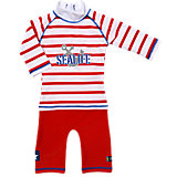 SWIMPY Baby Badeanzug mit UV-Schutz für Mädchen