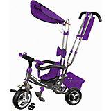 Lexus Trike Трехколесный велосипед, фиолетовый