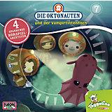 CD Die Oktonauten 07 - und der Vampirtintenfisch
