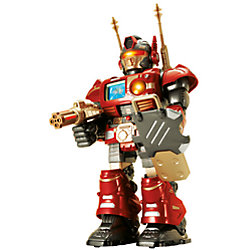 """Робот-сержант"""" красный, на и/к управлении, 38 см, HAP-P-KID"""