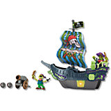 """""""Приключение пиратов. Битва за остров"""" зеленый, Keenway"""
