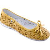 Туфли для девочки Dandino