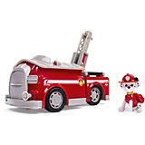 Большой автомобиль спасателя Маршала, со звуком, Щенячий патруль, Spin Master