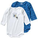 SCHIESSER Baby Body Doppelpack für Jungen
