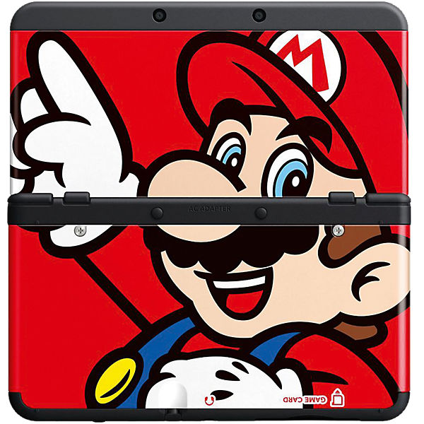 New 3DS Zierblende - Mario