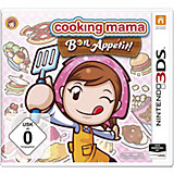 3DS Cooking Mama - Bon Appetit