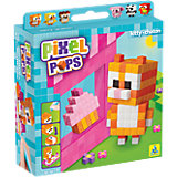 Kreativset Pixel Pops Kätzchen