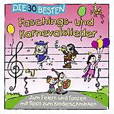 CD Die 30 besten Faschings- und Karnevalslieder