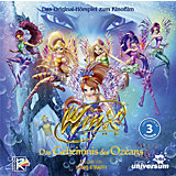 CD Winx Club - Das Geheimnis des Ozeans