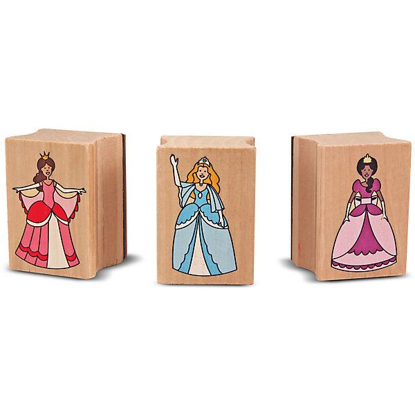 """Набор печатей """"Принцессы"""", Melissa & Doug"""