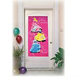 """Баннер на дверь """"Принцессы"""""""